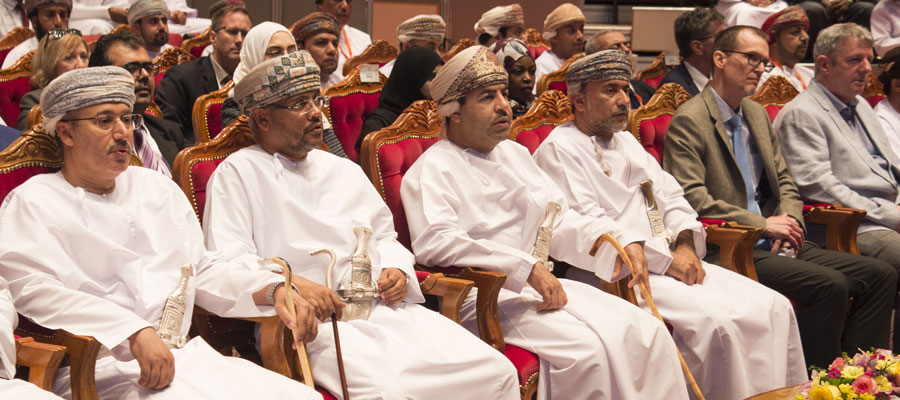 Oman International ELT conference