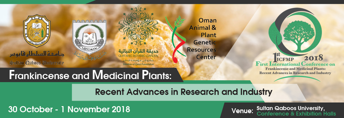 First International Conference on Frankincense and Medicinal plants